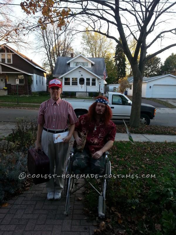 Excellent Lieutenant Dan Halloween Costume