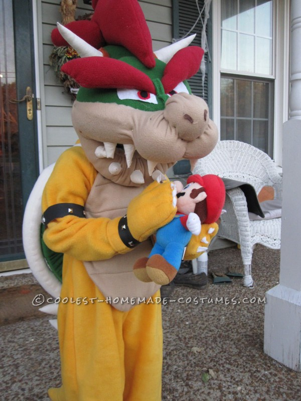 Bowser with Mario
