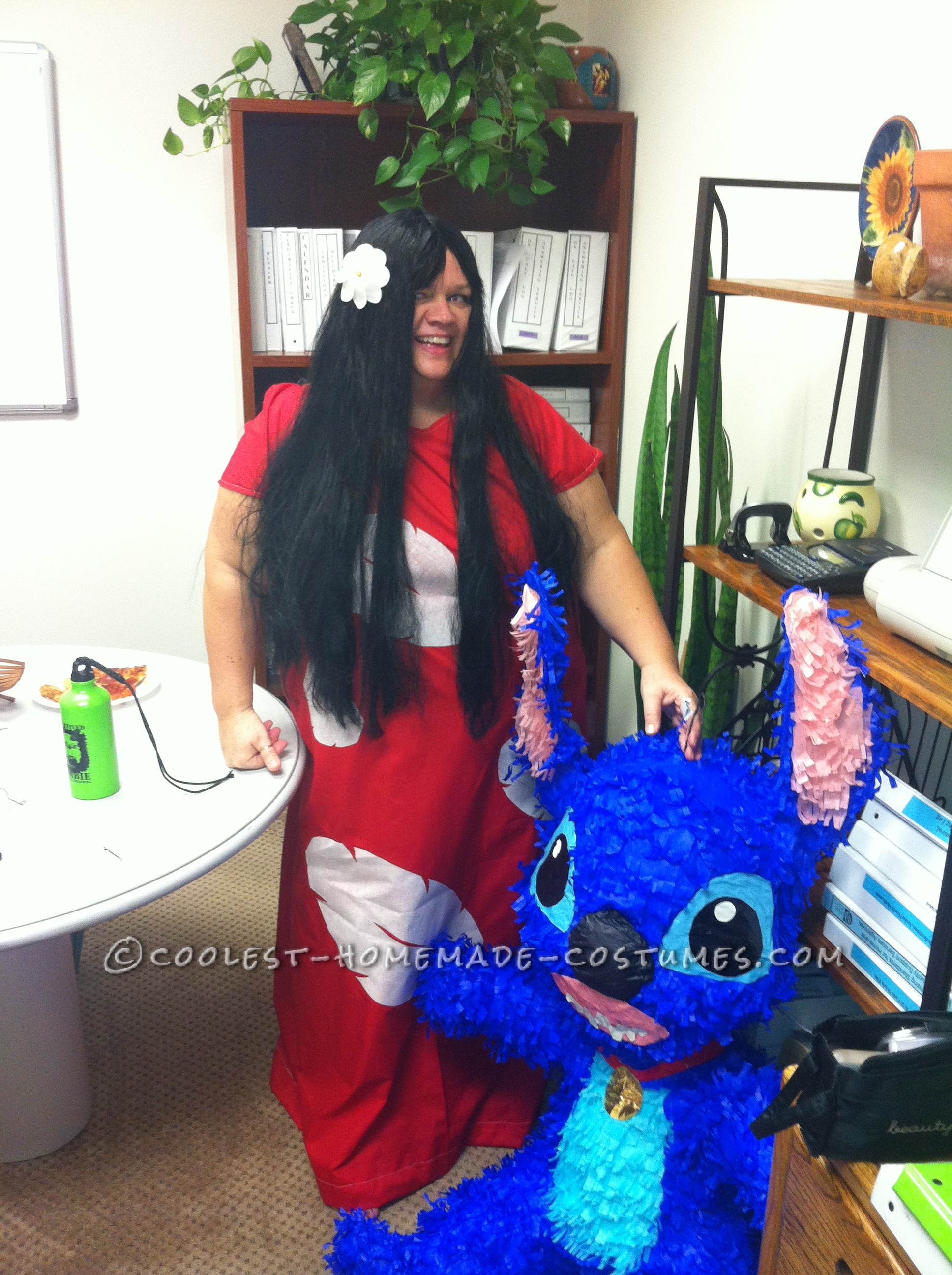 Lilo Costume for Office Halloween Party