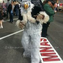 Original Griffin Costume - Part Eagle, Part Lion!
