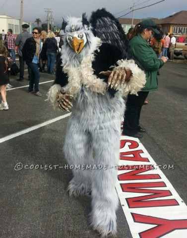 Original Griffin Costume - Part Eagle, Part Lion!