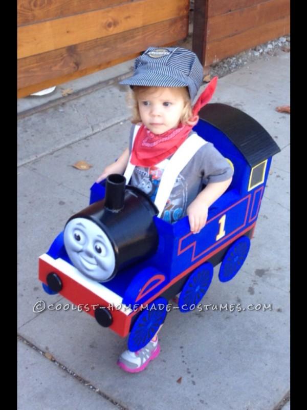 Chloe as Thomas