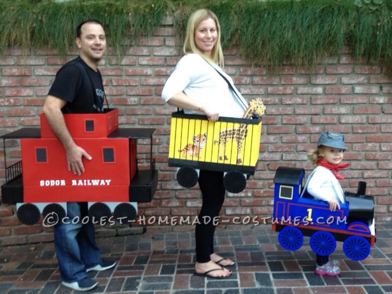 Thomas and Family