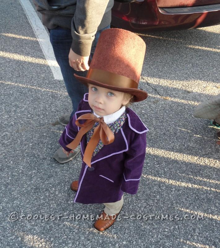 Mister Willy Wonka