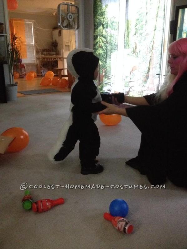 Little Stinker Toddler Costume - 1