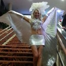 Sexy Homemade Las Vegas Showgirl Costume
