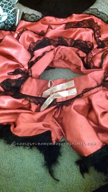 Luxurious Burlesque Female Ringmaster Costume - 1