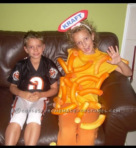 Cool Mac-n-Cheese Costume for Any Age