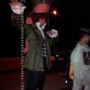 Coolest Homemade Mad Hatter Costume on a Budget!
