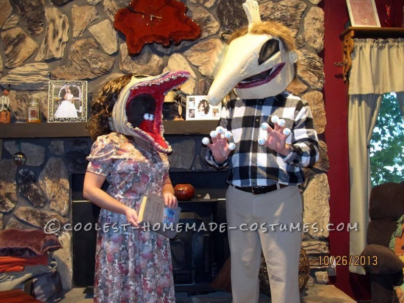 Maitlands Couple Halloween Costume - 1