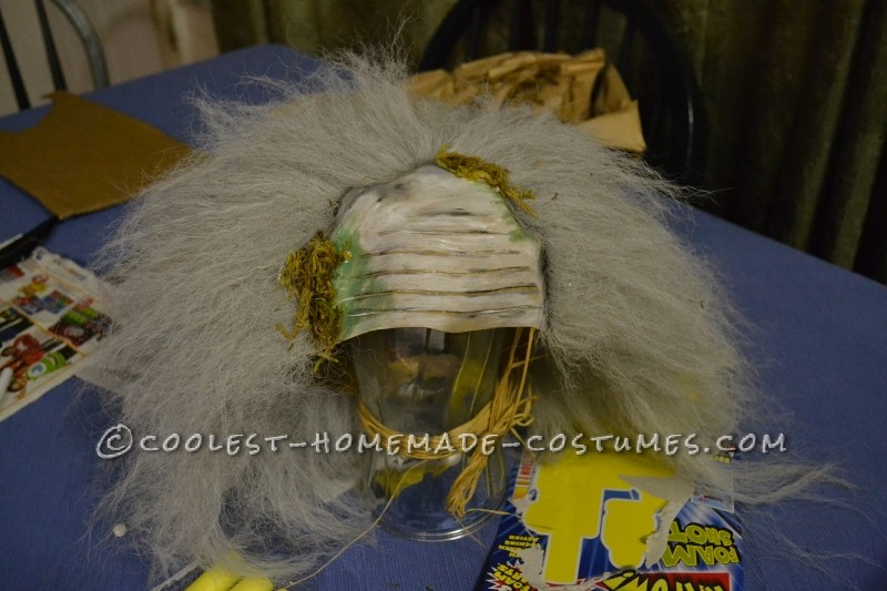 Awesome Beetlejuice, Lydia and Shrunken Head Group Costumes - 3