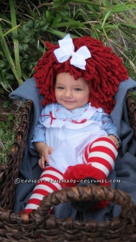Mamas Little Baby Rag Doll Costume