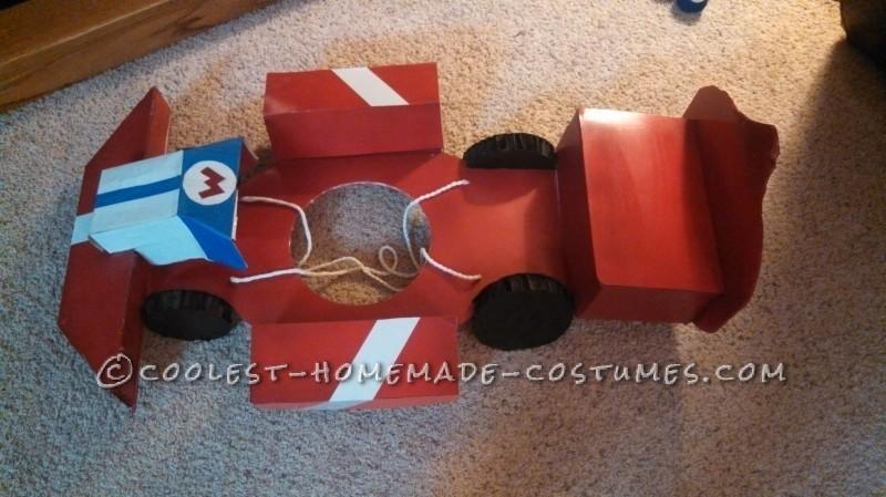 Coolest Mario Kart Family Halloween Costume