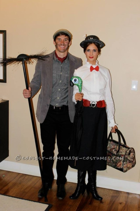 Mary Poppins Bert Hat Cool Mary Poppins And Bert