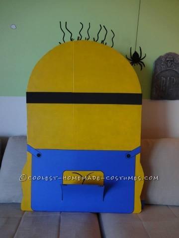DIY Mega Minon Costume for Under $10!