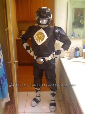 Mighty Morphin Power Rangers Group Costume