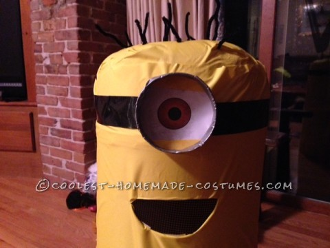 Minion Boy Halloween Costume