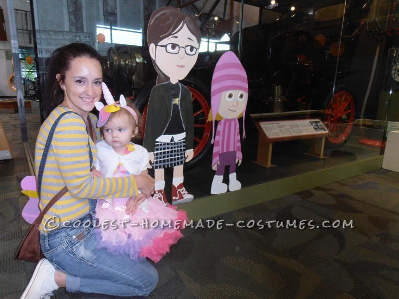 Minion Mania! A Full Family Homemade Costume Set - 2
