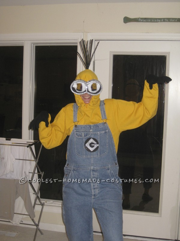 Funny Adult Minions Group Costume - 2