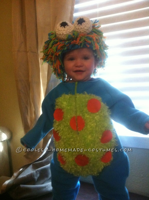 Mommy's Little Monster Toddler Costume