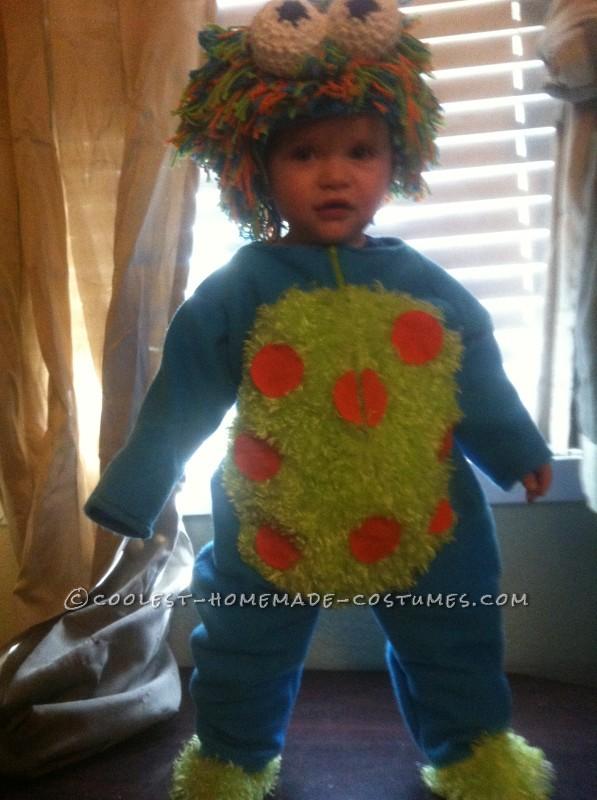 Mommy's Little Monster Toddler Costume - 1