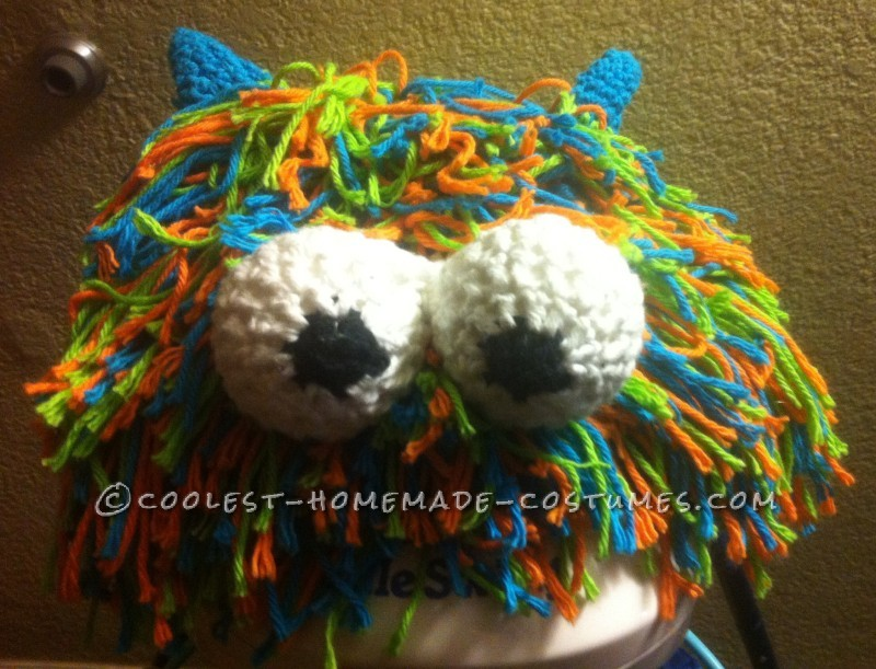 Sew, Glue, Crochet