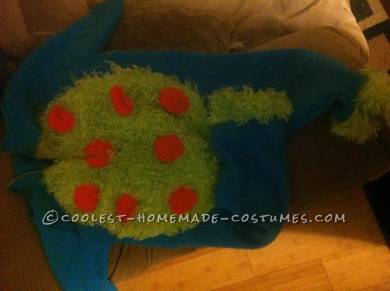Mommy's Little Monster Toddler Costume - 3