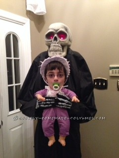 Most Disturbing Homemade Baby Abduction Costume