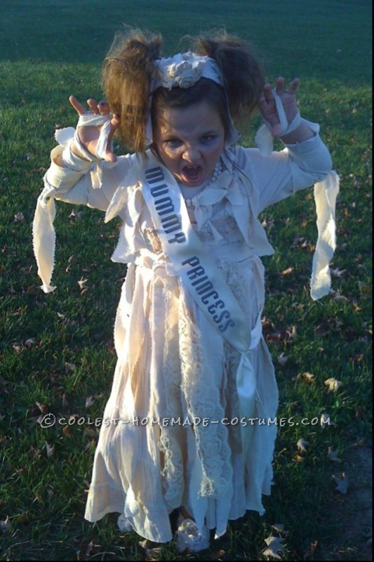 Cute Mummy Princess Costume