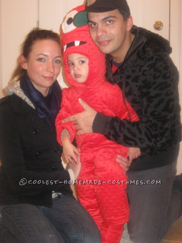 Rocco, mom and dad