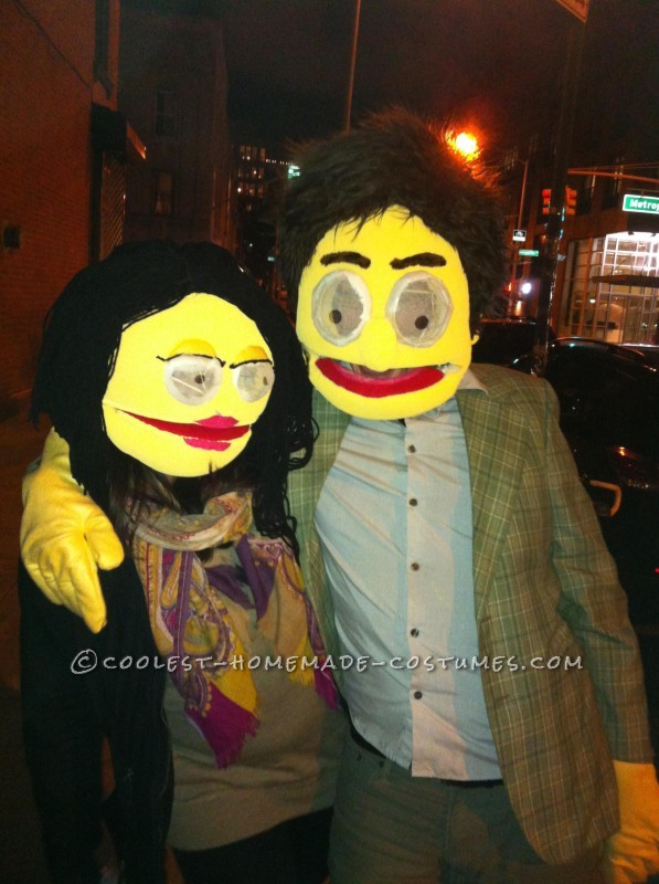 Awesome Halloween Costume Idea: Muppet Versions of Ourselves!