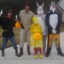 Cool Looney Toons Family Costume
