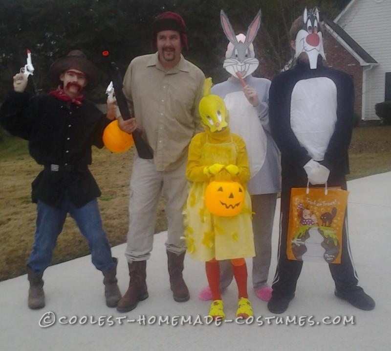 """My """"Looney"""" Family"""