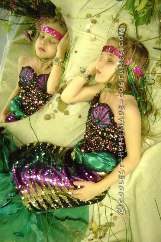 My Under the SEA Little Mermaid