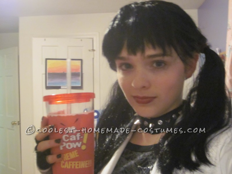 NCIS Abby Sciuto - Goth Forensic Chic Costume