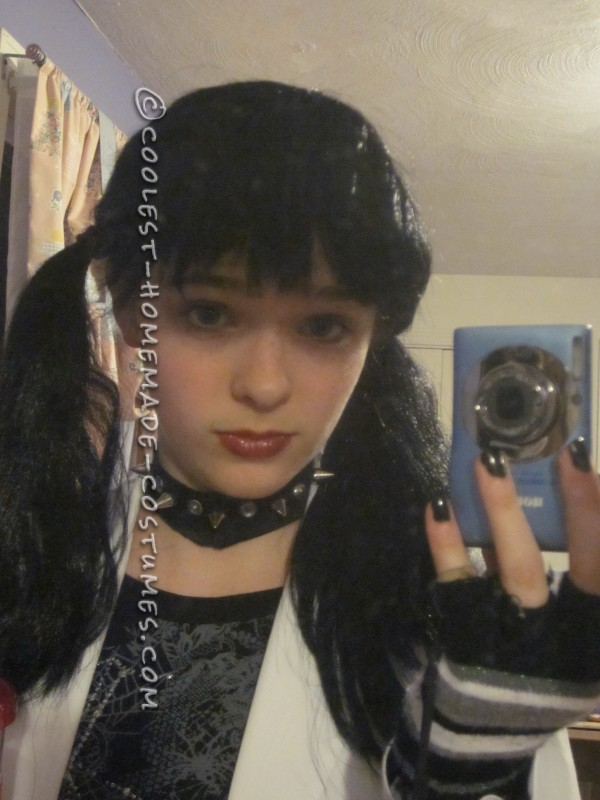 Goth Forensic Chic Costume: Abby Sciuto from NCIS - 3