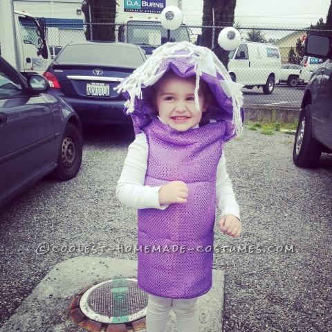 Cool Toddler Boo Costume
