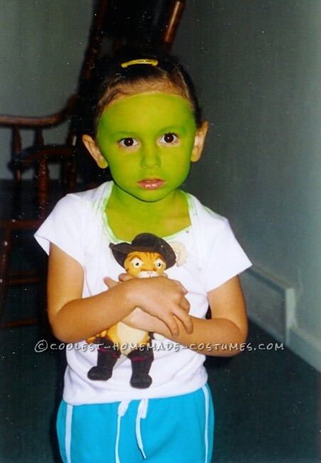 Little Ogre Fiona Costume for a Girl - 5