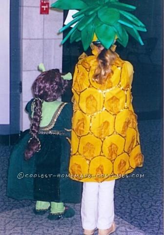 Little Ogre Fiona Costume for a Girl