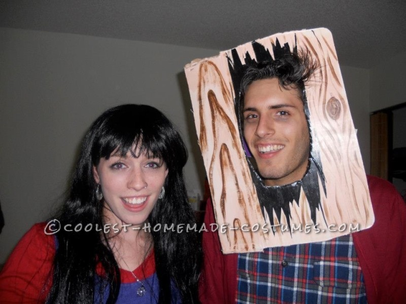 "A ""Shining"" Couple Halloween Costume: Jack and Wendy Torrance - 2"