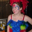 Parrot Costume Inspired by
