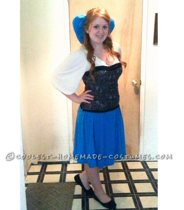 Out of the Sea Ariel Costume
