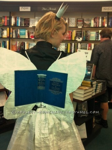 My wings - giving new life to a falling apart copy of Bartlett's Quotations