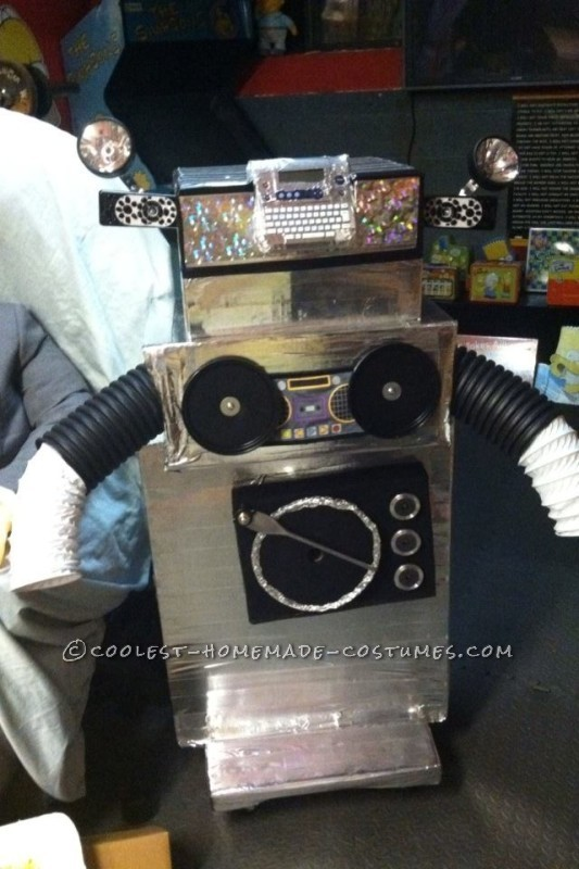 Pee Wee's Playhouse Solo (Group) Costume