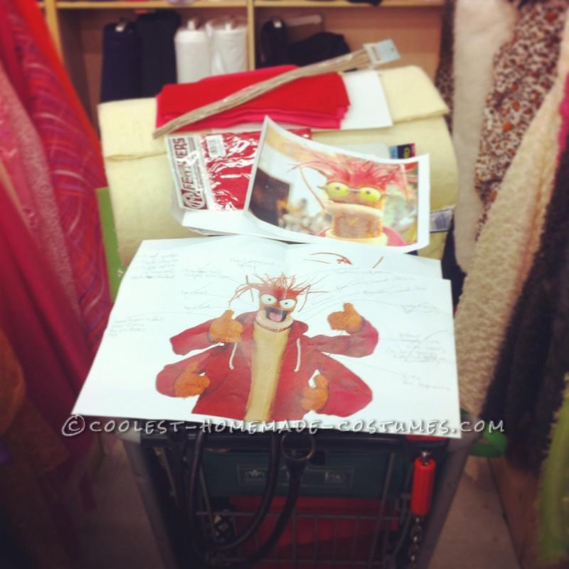 Fabric store heaven