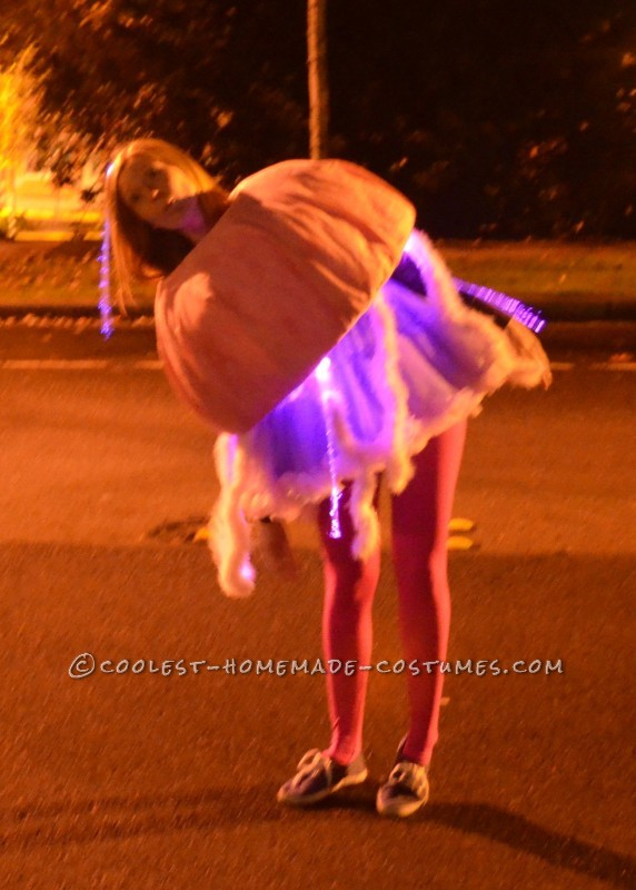 Perfectly Pink and Purple Jellyfish Costume - 1