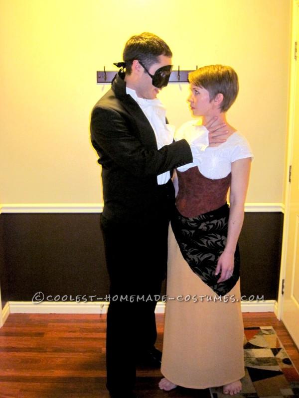 Phantom and Christine, scene Don Juan Triumphant