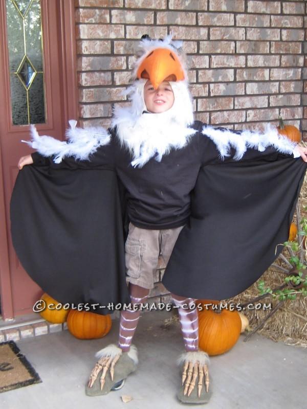 Pre-Historic Terror Bird Costume