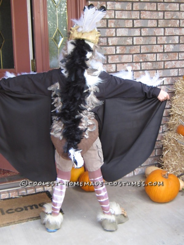 Pre-Historic Terror Bird Costume - 1