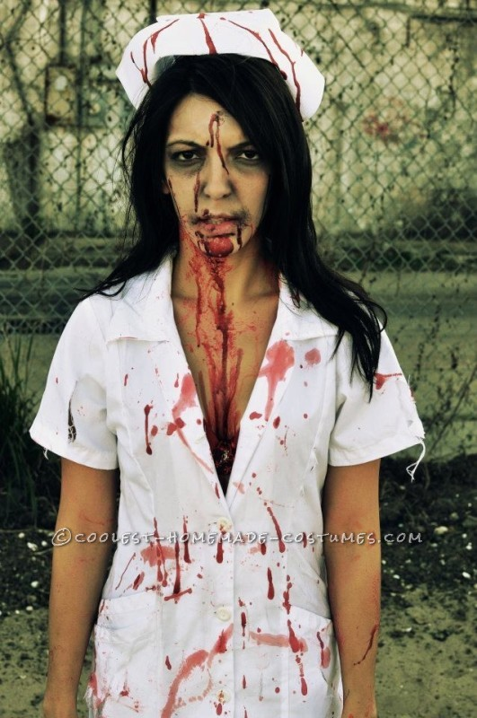 Prom Night Gone Bad Zombie Family Costume - 6